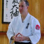 Josh Drachman – Aikido 6th Dan