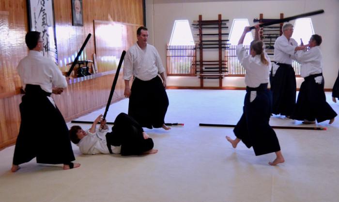 Aikido Randori Intensives with George Ledyard Sensei