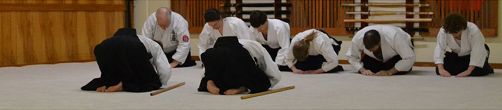 Aikido Blackl Belt Testing at Aikido Eastside