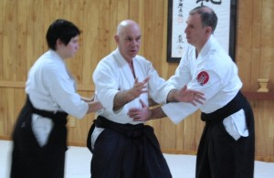 William Gleason Aikido Seminar at Aikido Eastside