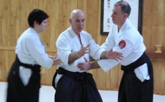 William Gleason Aikido Seminar at Aikido Eastside