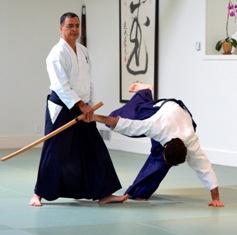 Chetan Prakash, Aikido, ASU Teachers