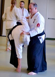 Josh Drachman, Aikido, ASU teachers