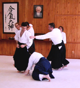 Aikido Randori Intensives with George Ledyard
