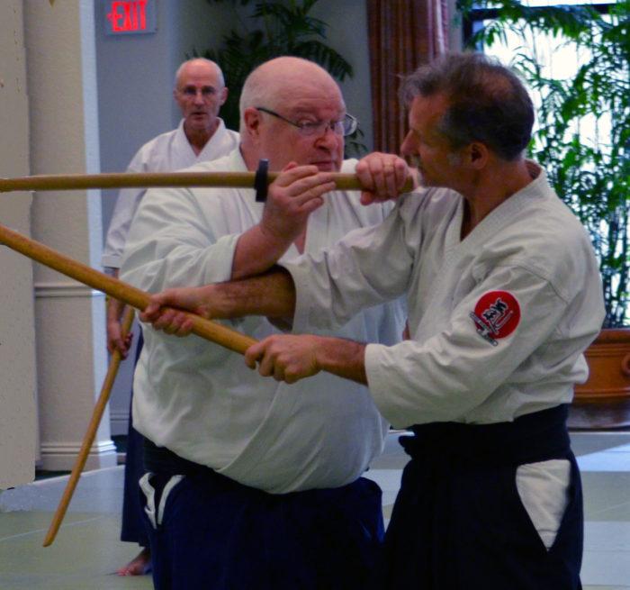George Ledyard, Aikido Sword Intensive