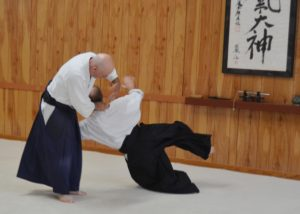 William Gleason, Aikido, Seminars, Aikido Eastside