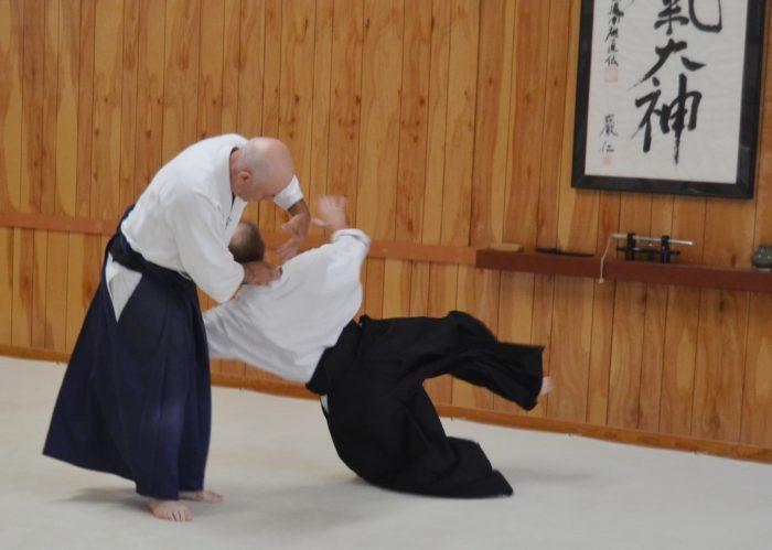 William Gleason, Aikido, Seminars, Aikido Eastside