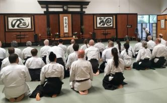 ASU Western Fall Aikido Camp