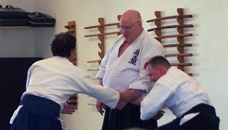 George Ledyard - Aikido - Seminar