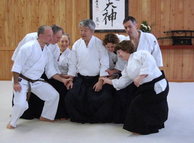 Hiroshi Ikeda Aikido Seminar
